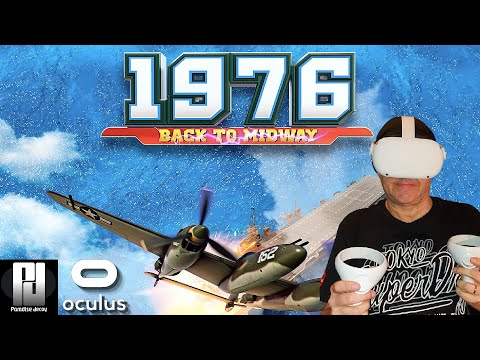 1976 Back to Midway DEMO now on Quest 2! // SideQuest
