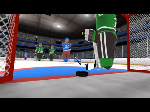 Pick-up League Hockey 2020 - VR Trailer