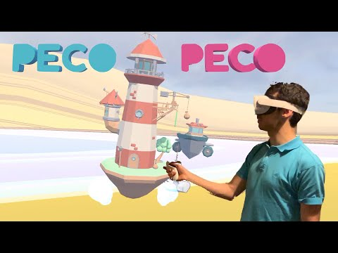Peco Peco - Lighthouse puzzle (Mixed Reality) (Quest 2)