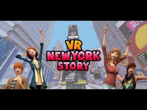 VR New York Story - Trailer [PCVR]