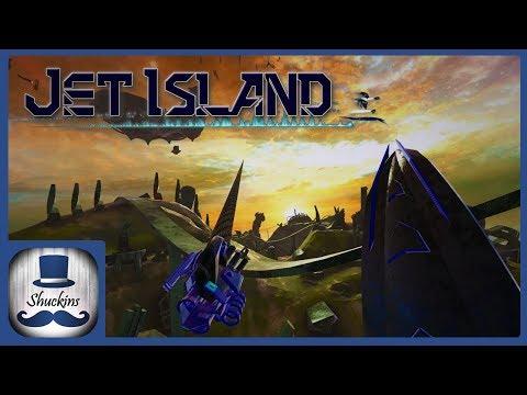 VR Colossus Slaying - Jet Island   Part 1