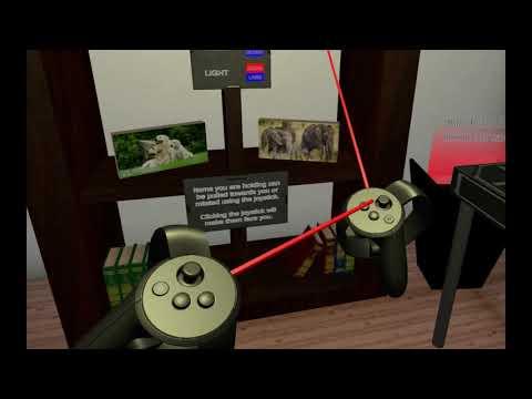 Jigsaw Puzzle VR Tutorial