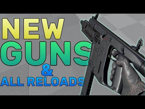 Pavlov VR | NEW GUNS, and brand-new physics-based reloads for all guns! (Pavlov VR Beta)
