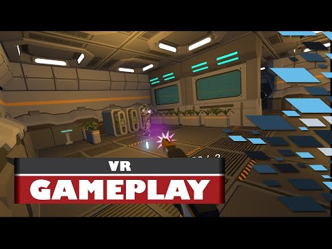 Directive Nine - VR Gamaplay