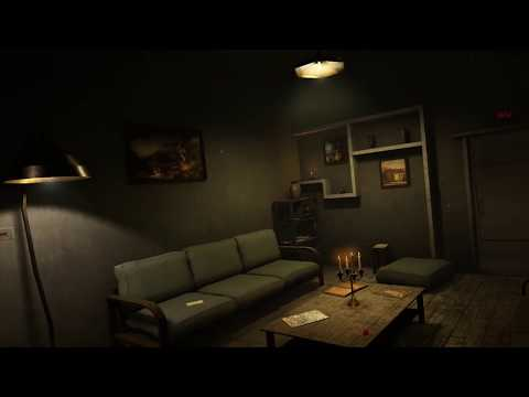 Escape Legacy VR Trailer - Quest/Rift/Vive/WindowsMixedReality