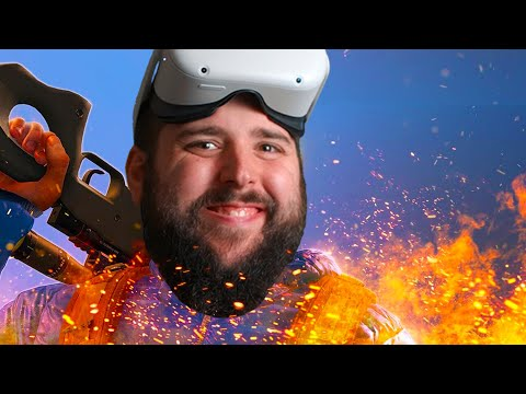 Population ONE Oculus Quest 2 Gameplay | VR Battle Royale Is Here!