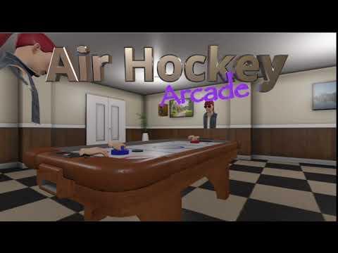 Air Hockey Arcade Launch Trailer