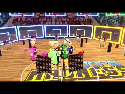 Hoops Madness - Early Access Trailer [PC VR]