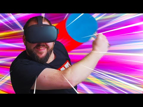 Now THIS Is Table Tennis On The Oculus Quest | Eleven Table Tennis VR