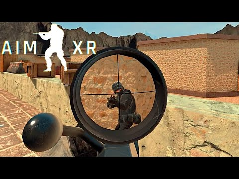 Aim XR - Looking at the gunplay of the new kid on the VR FPS block
