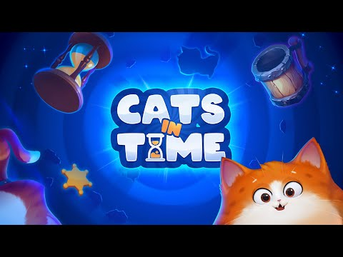 Cats in Time - Reveal Trailer