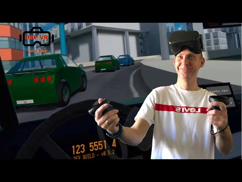 Drifting in VR Oculus Gameplay V Speedway Car Race