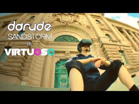 Darude Sandstorm in Virtuoso (VR)