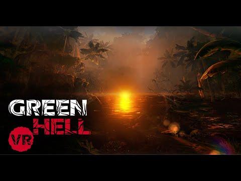 Green Hell VR Trailer