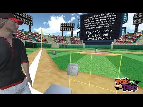 Home Plate Baseball - VR Gameplay