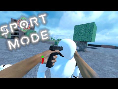 BONEWORKS like game FOR QUEST 2!? | SPORT MODE | GAMEPLAY | #SPORT #MODE #VR