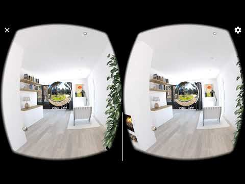 VR Tourviewer for Cardboard