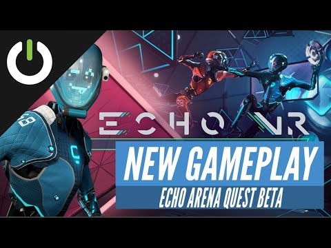 Echo Arena Oculus Quest Beta Full Match (Ready At Dawn)