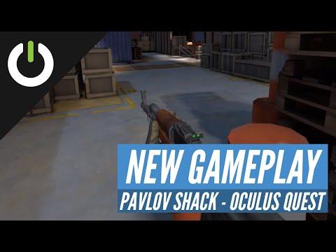 Pavlov Shack on Oculus Quest – Deathmatch (Vankrupt Games) Oculus Quest