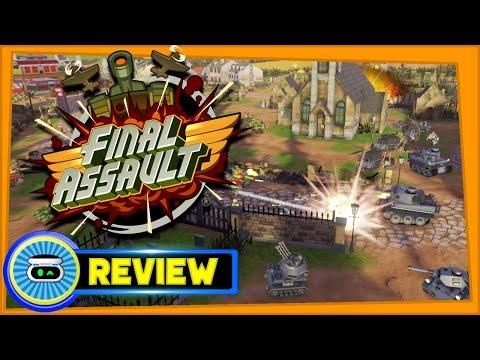 Final Assault PSVR Review