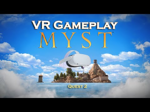 MYST VR Gameplay Oculus Quest 2
