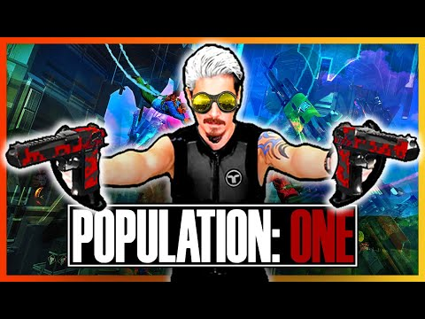 WEAPONS | Population One: Tips & Tricks To Up Your Gameplay