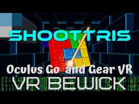 Shoottris - Oculus Go & Gear VR - Gameplay & Review