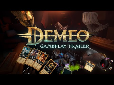 Demeo   Gameplay Reveal Trailer