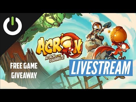 Acron: Attack of the Squirrels! - One Hour of VR Gameplay