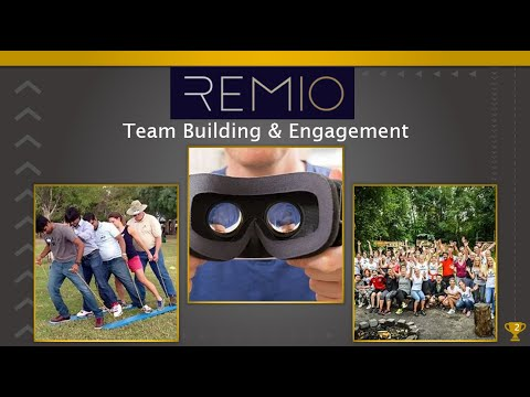 Remio - Team Building and Engagement in VR