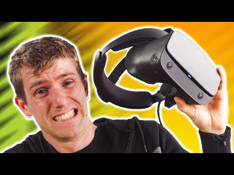 I'm really sorry I didn't review this sooner... Oculus Rift S Review