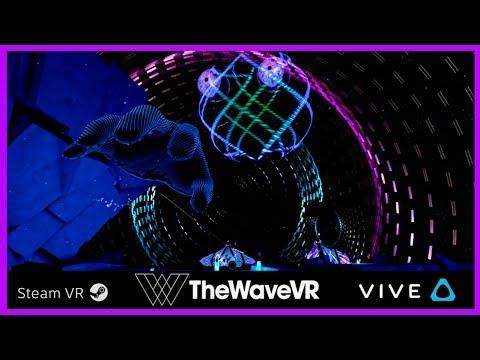 THE WAVE VR   Virtual Music Festival