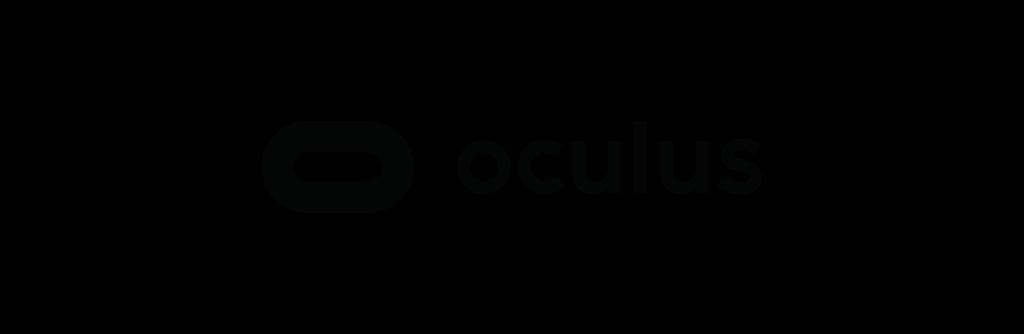 oculus vr headset logo