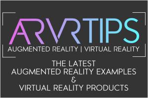 AR/VR Tips Banner