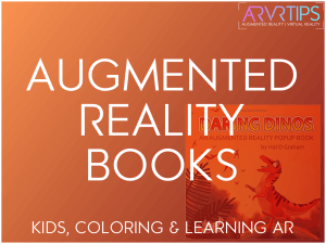 augmented reality books