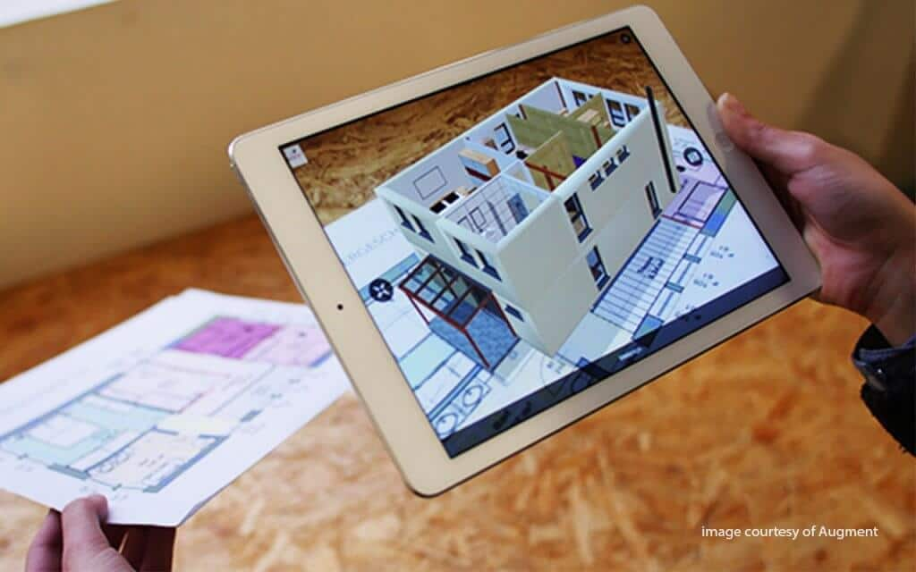 augmented reality examples: real estate