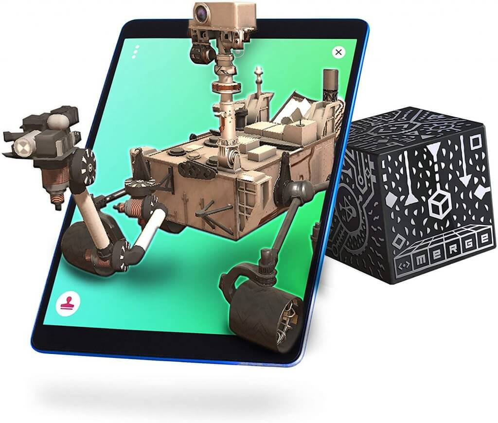 augmented reality examples: STEM Toys
