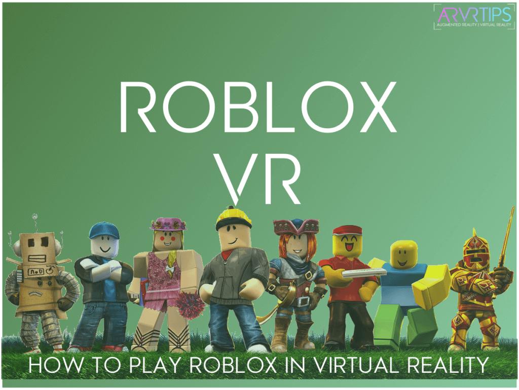 roblox vr guide
