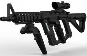 vr gun controller features