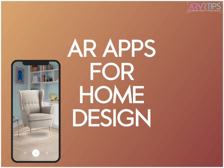 9 Best AR Home, Room & Interior Design Apps