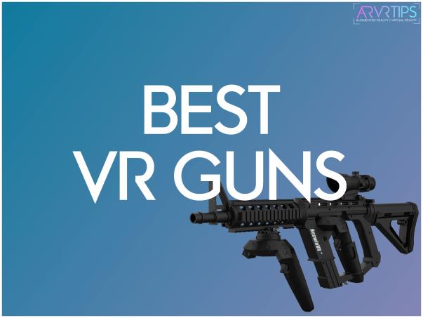 best vr gun controllers