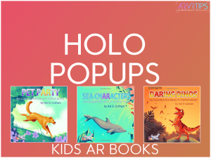 holo popups book review