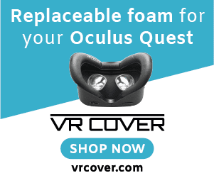 oculus quest foam cover