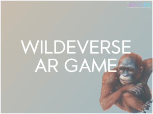 wildeverse ar game