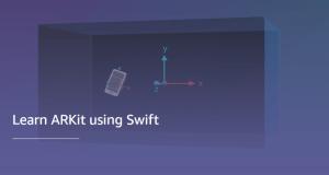 Learn ARKit Using Swift Image