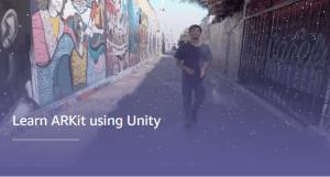 Learn ARKit Using Unity Image