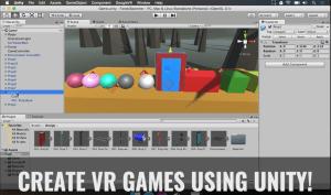 Mastering Unity VR Games Image