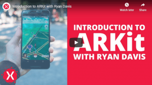 Introduction to ARKit With Xamarin Image