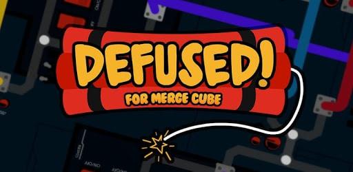 defused merge cube app