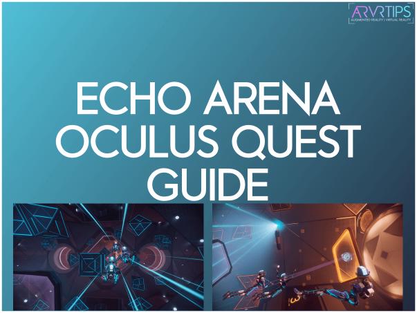 echo arena oculus quest